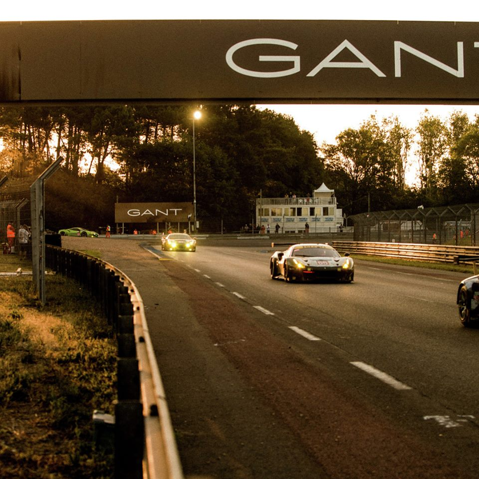 Gant Launches The New 24h Le Mans Collection