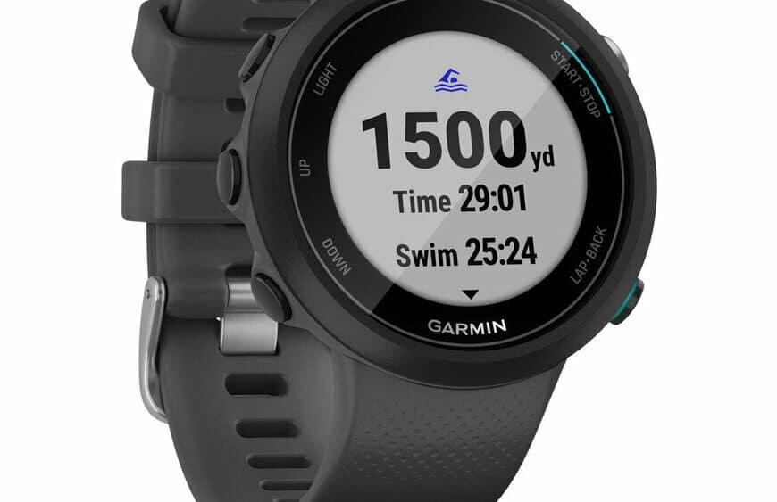 Swim anywhere, train everywhere with the Garmin Swim 2