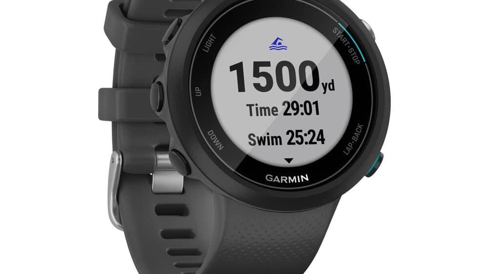 garmin swim 2 slate