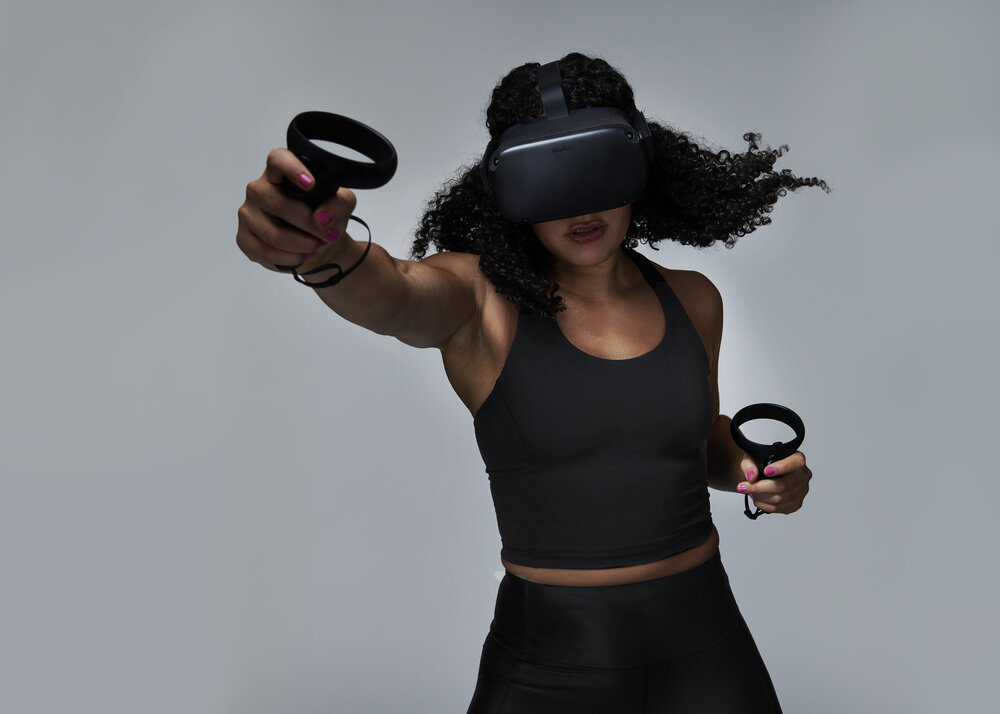 Can You Get Fit From A Virtual Reality Game?