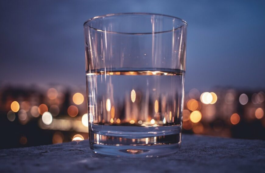 Expert Tips On How To Drink More Of The H20