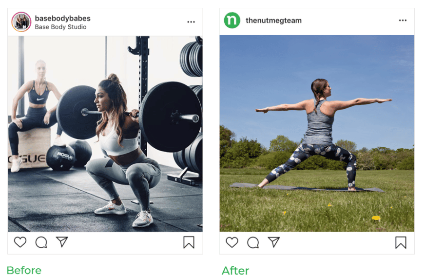 Instagrammable #gym trends cost over £271 to replicate