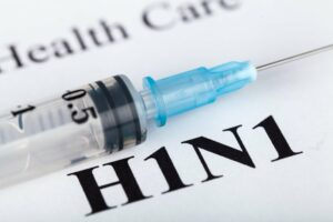 h1n1 syringe
