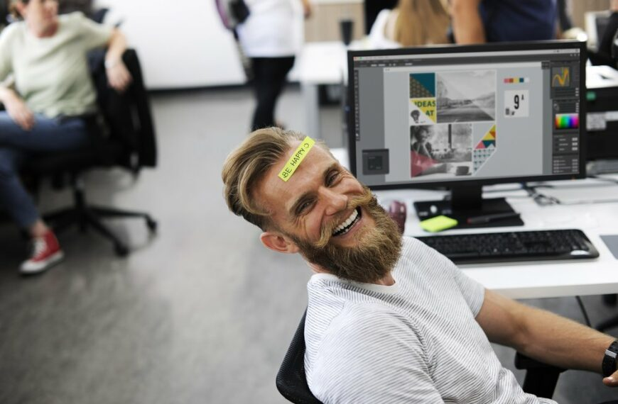 5 Simple Ways to Boost Your Happiness at Work