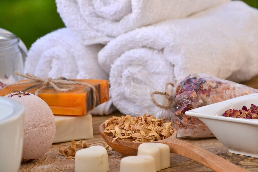 How To Transform Your Home Into A Spa This Bank Holiday Weekend