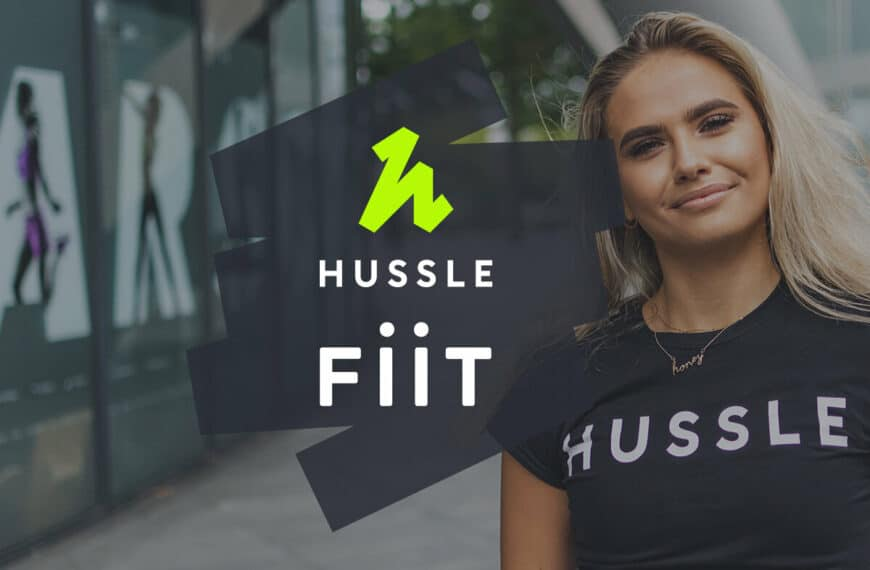 Fiit Partners with Hussle
