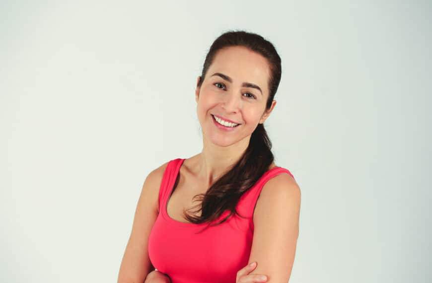 Pilates Teacher And Founder Of Facetoned Offers Free Daily 30 Minute Full Body Classes