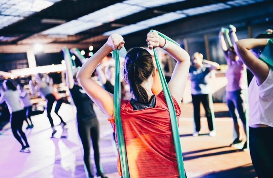 Here's Why Your Gym Is Busier This Month Than In January