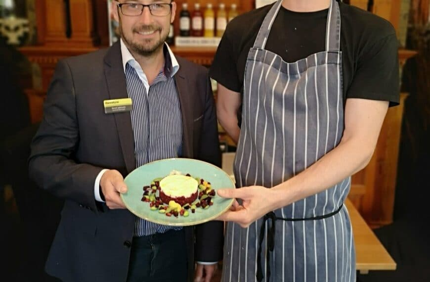 Bannatyne Bury St Edmunds Expands Restaurant Menu For Vegan Customers