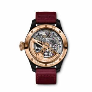iwc lewishamilton watch