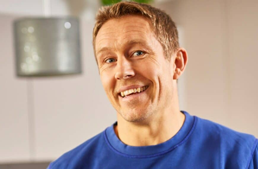 Jonny Wilkinson: Mental Health, Fear Of Failure And Being Fitter Than Ever Before