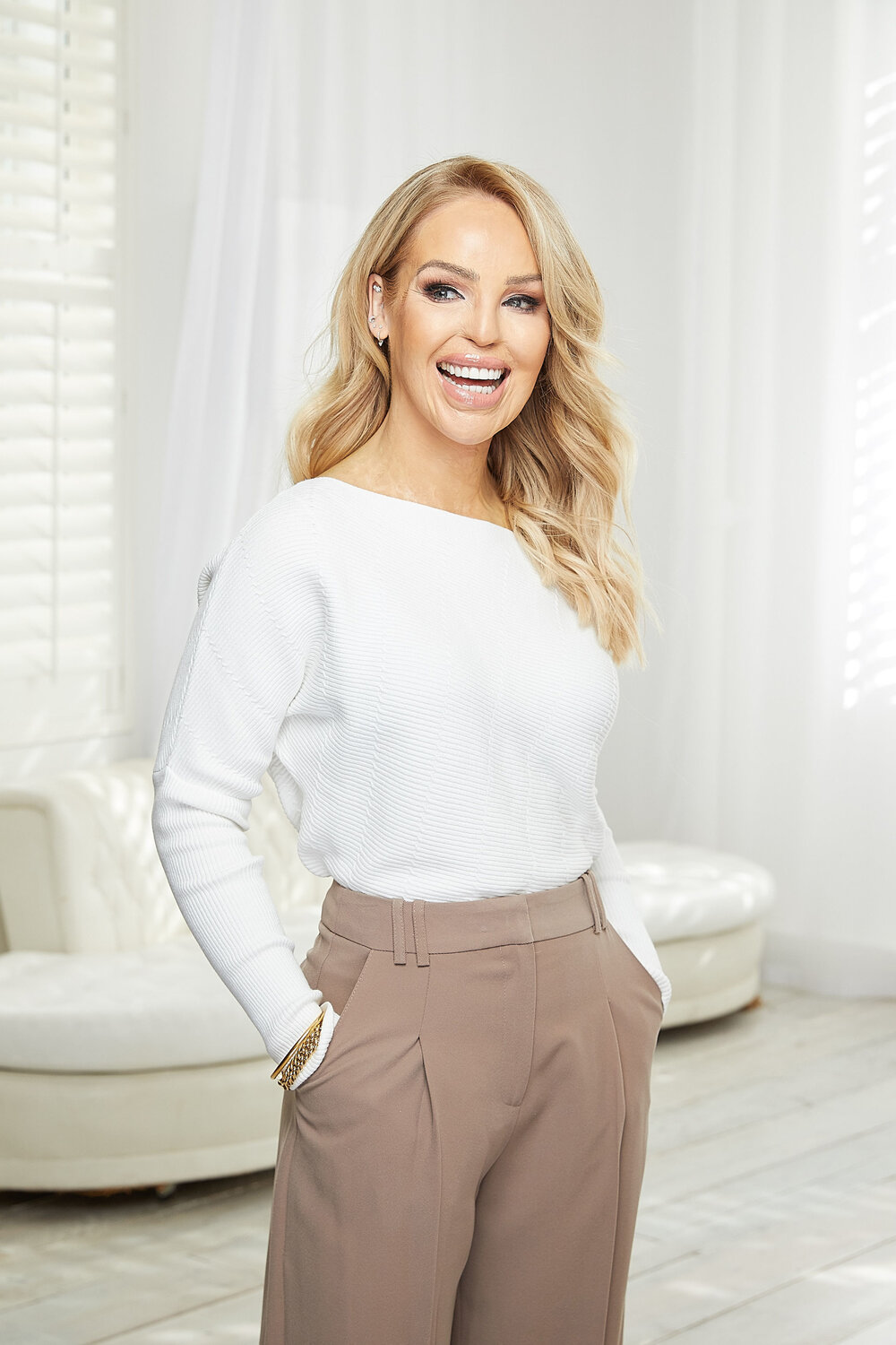 Katie Piper On Taking Care Of Your Mental Health