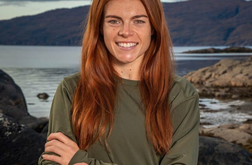 Did Three Times World Champ British Paralympic Athlete Lauren Steadman Weather The Storm On This Seasons Celebrity SAS Who Dares Wins