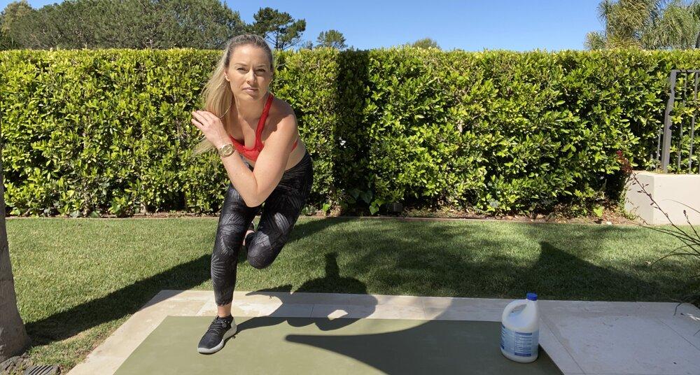 Workout The Lindsey Vonn Way