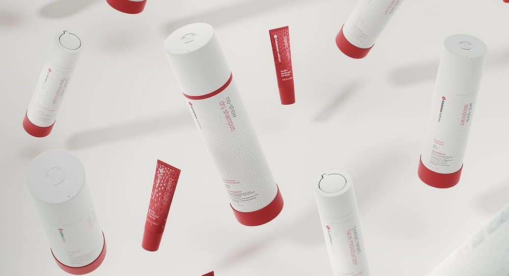 Selfcare Line Designed by Athletes for Athletes