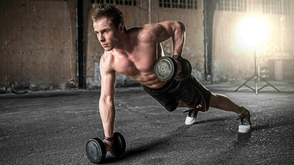 Getting Started With Weight Training And Bulking