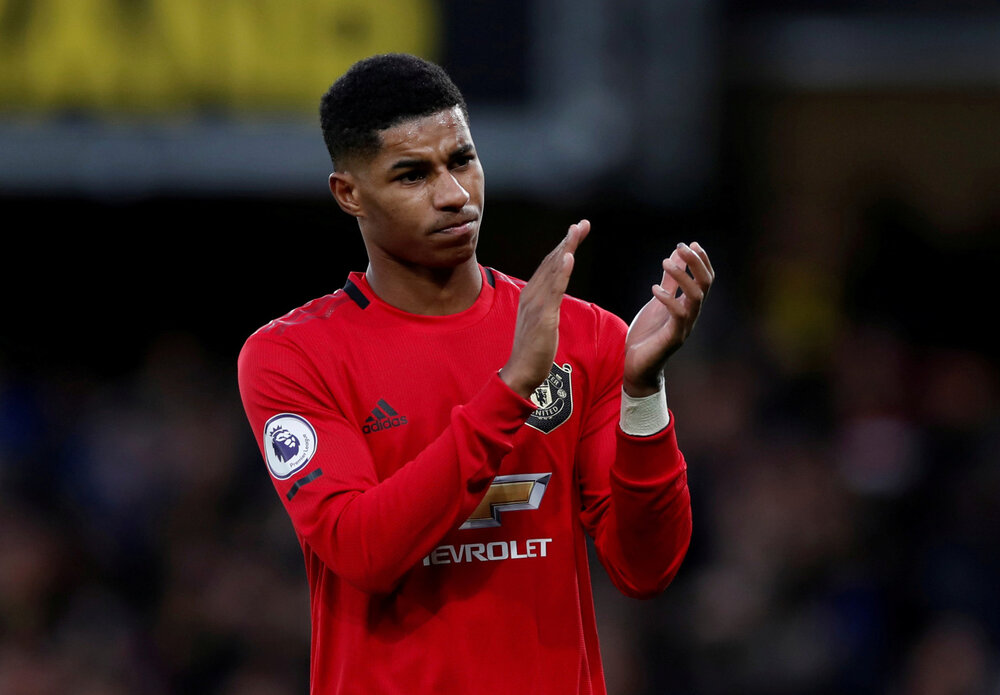 London Sportsmen And Women Join Marcus Rashford's Campaign To Fill The Bellies Of Disadvantaged Children