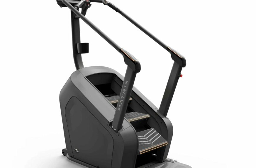 Matrix Reimagines ClimbMill to Offer A Better Workout from the Ground Up