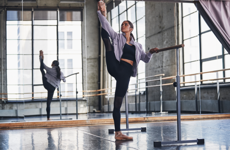 Misty Copeland Wants You to Feel Powerful in Her Signature Collection