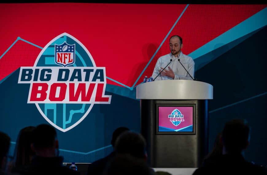 NFL's Yearly Crowd-Sourcing Competition Uses Data and Analytics to Drive Innovation