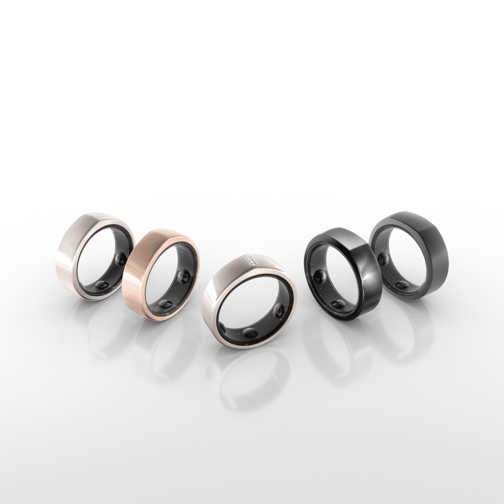 oura ring three design collections