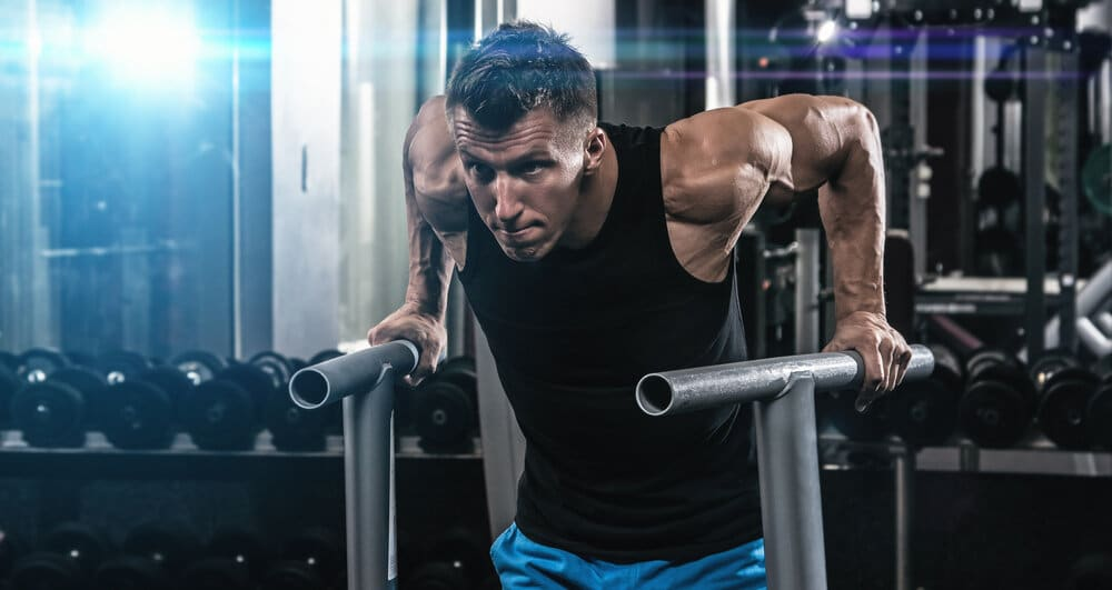 This Is Why You Should Be Incorporating Parallette Bars Into Your Gym Routine