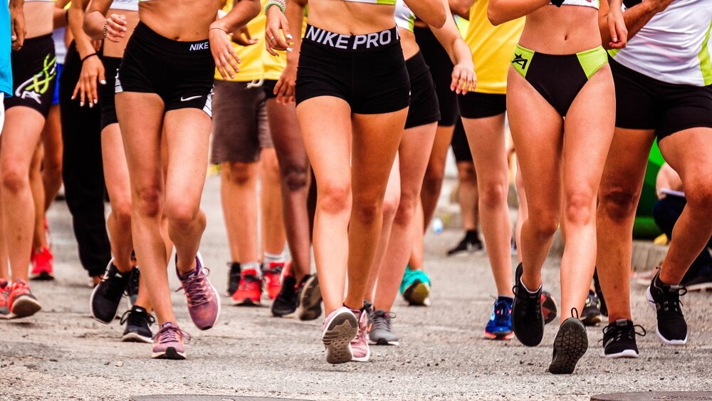 peoplerunning