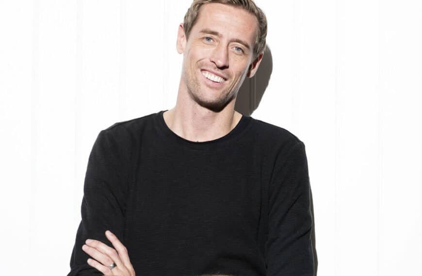 That Peter Crouch Podcast is #BackStronger for series 3