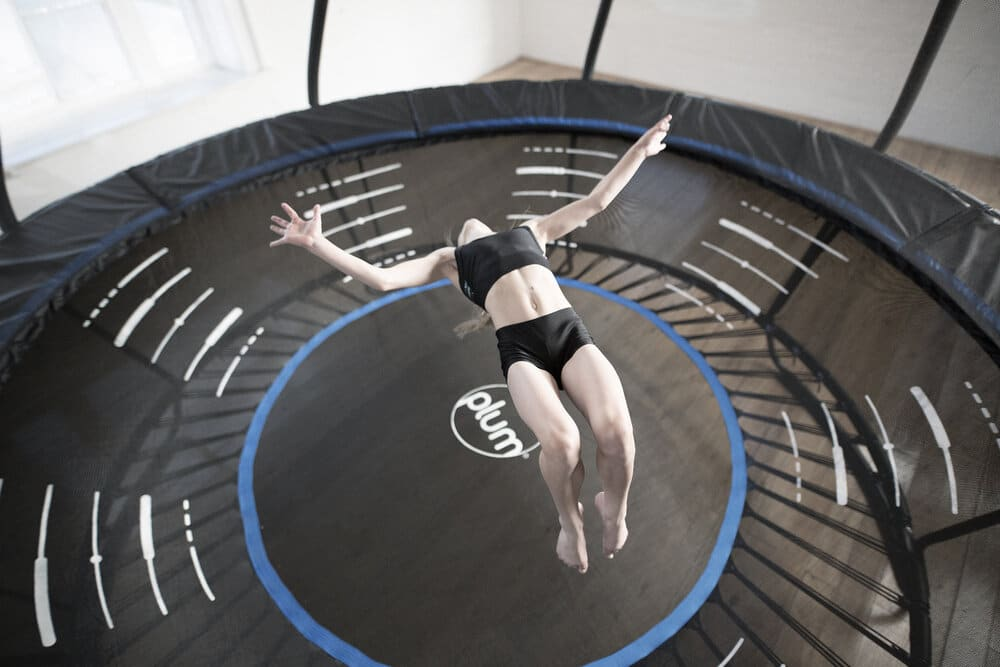 Trampolining Re-imagined With Plum BOWL