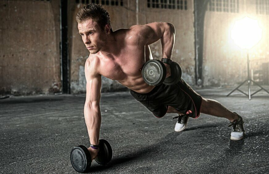 1 in 4 Men Join the Gym to Improve their Mental Health
