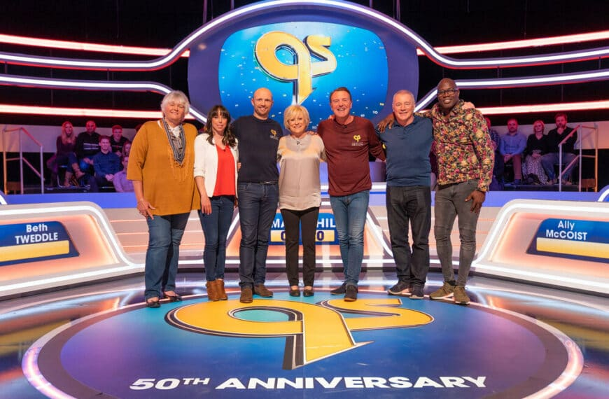 A Question Of Sport 50 Not Out
