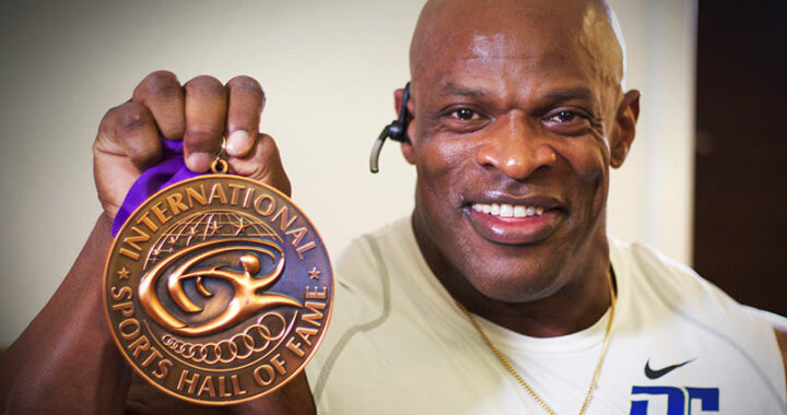 Bodybuilding Legend Ronnie Coleman Launches YouTube Podcast