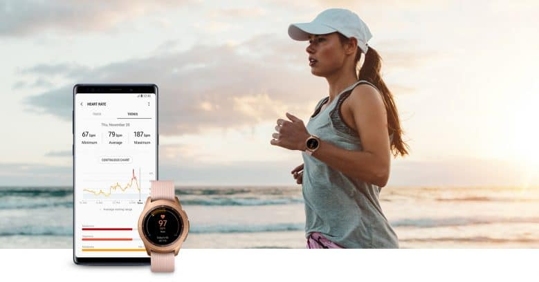 Samsung Health Reveal Five Ways to Get Fit in the New Year
