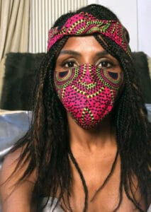 sinitta2Bwith2Bcolourful2Bfacemask