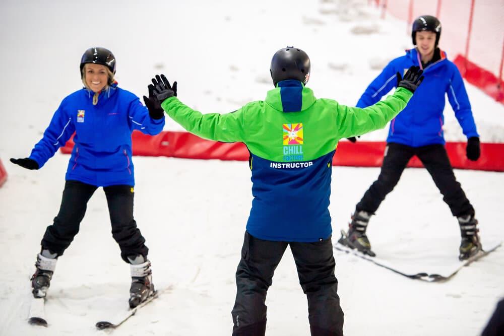 skiersonslope