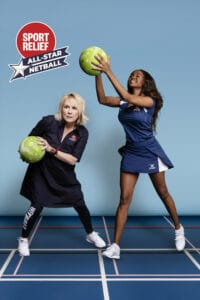 star netball for sport relief