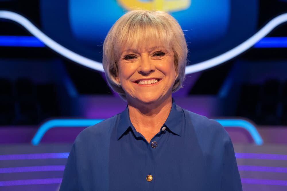 Question of Sport Host Sue Barker Talks To Us About The Shows 50th Anniversary