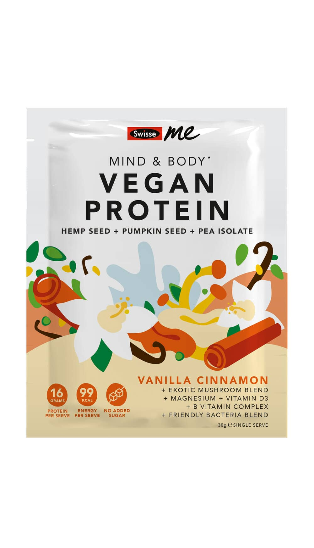 Swisse Me Launches Two New Vegan Protein Products – Powder And Balls!