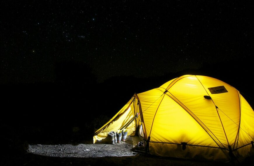 Equipment Solutions For Camping This Spring