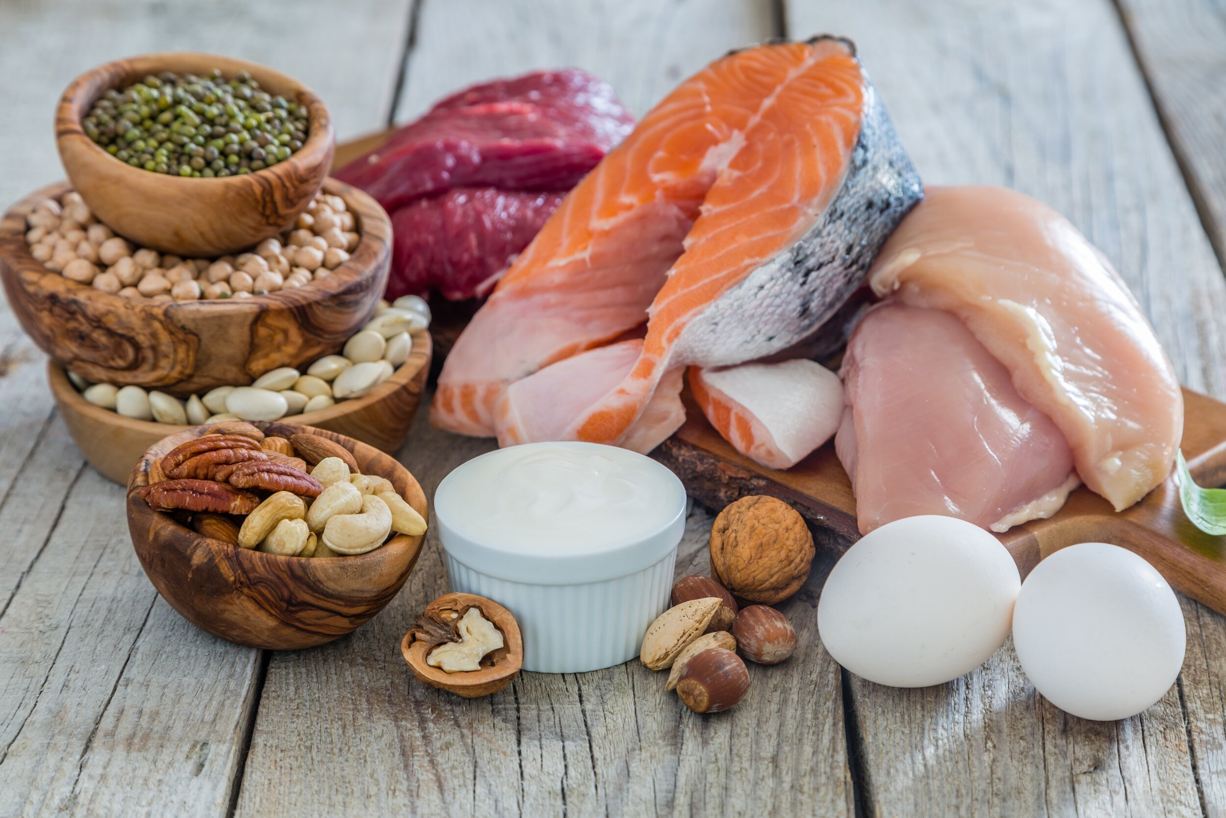 What You Really Need To Know About High Protein Foods