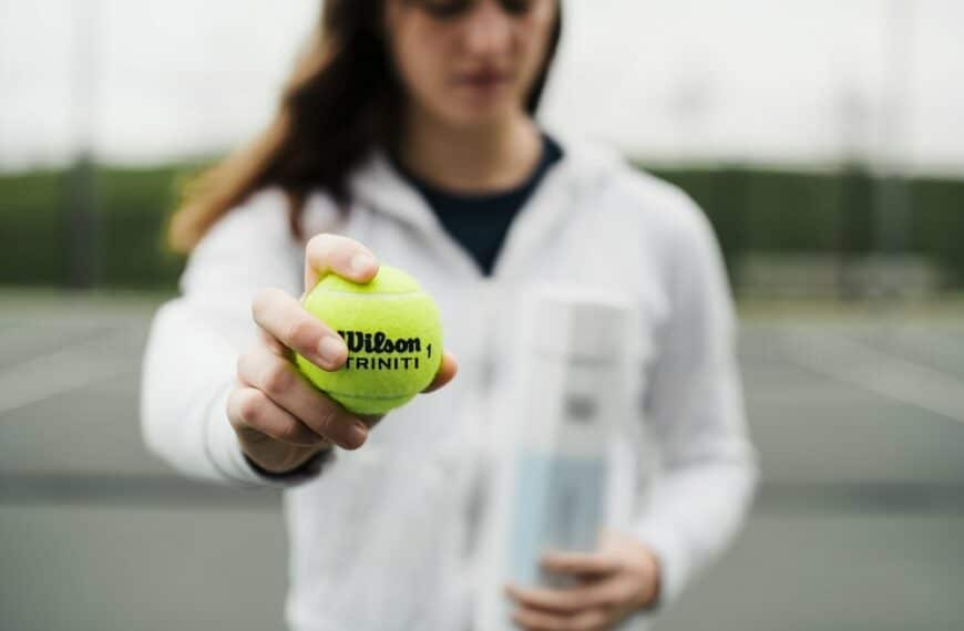 Wilson Launches Sustainable Tennis Ball Triniti