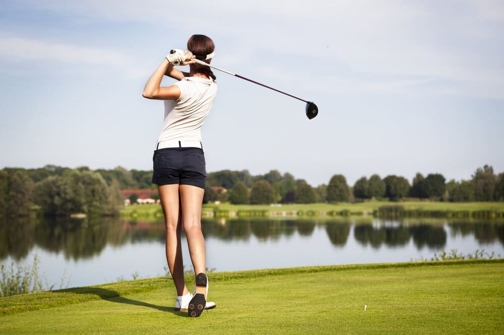 Why Aren't More Women Golfing? Here's Why They Should Be