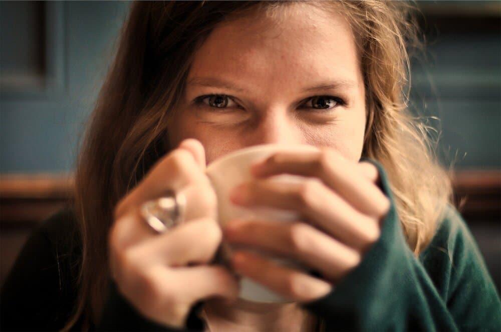 womanwithcoffee