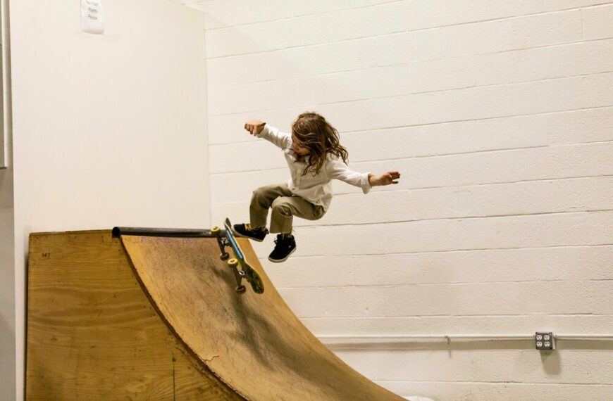 Are You Missing Your Skateboarding During Lockdown?