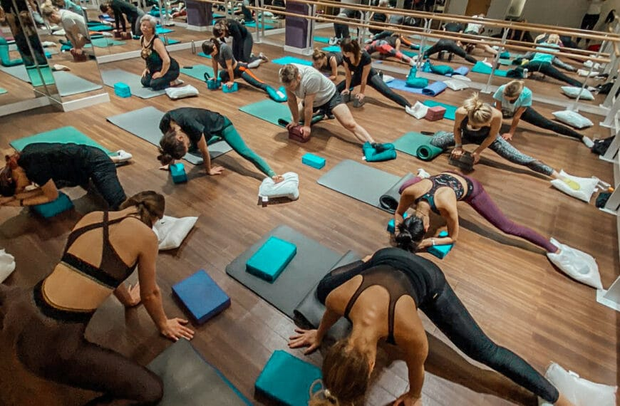 Splits and Stretching Studio Opens In Kensington, London
