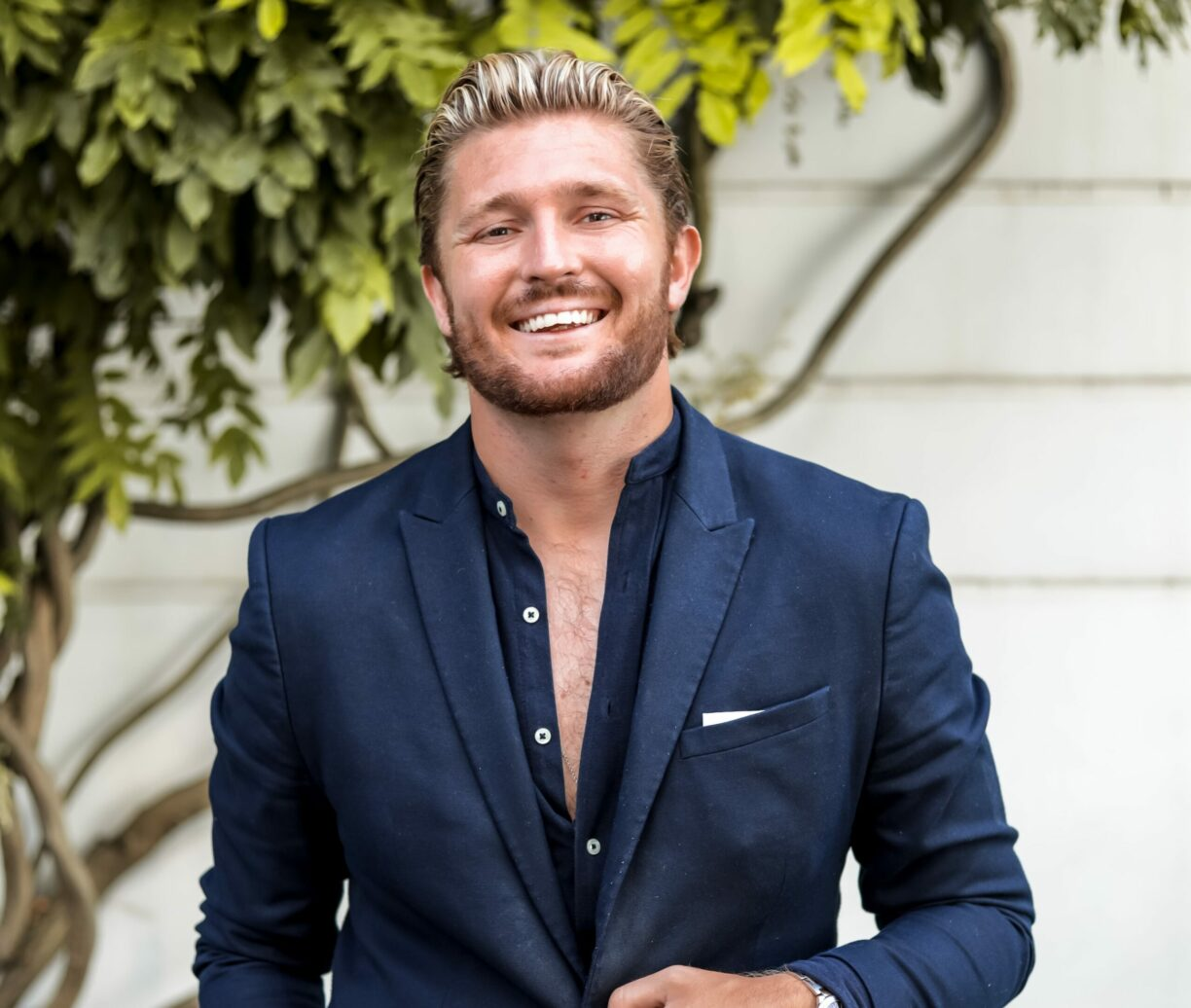 YOUTUBE star and food entrepreneur Mikey Pearce