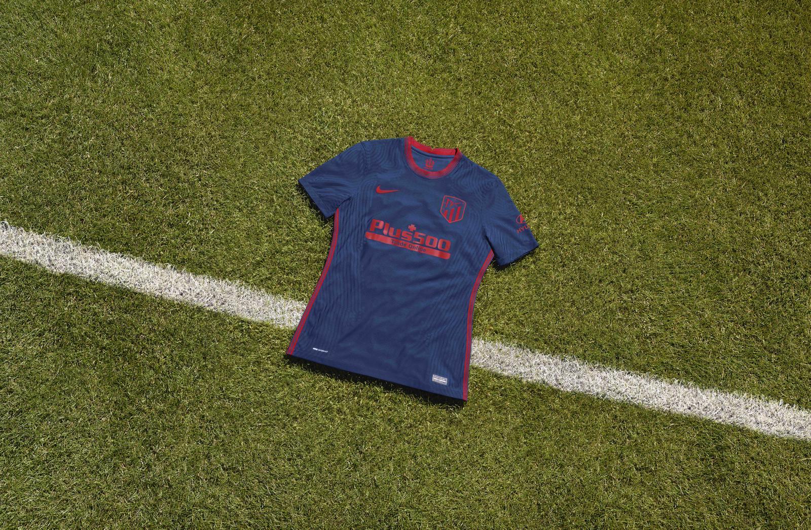 Atlético de Madrid 2020-21 away kit