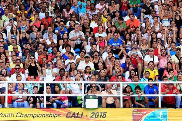 Cali To Host 2022 World Athletics U20 Championships
