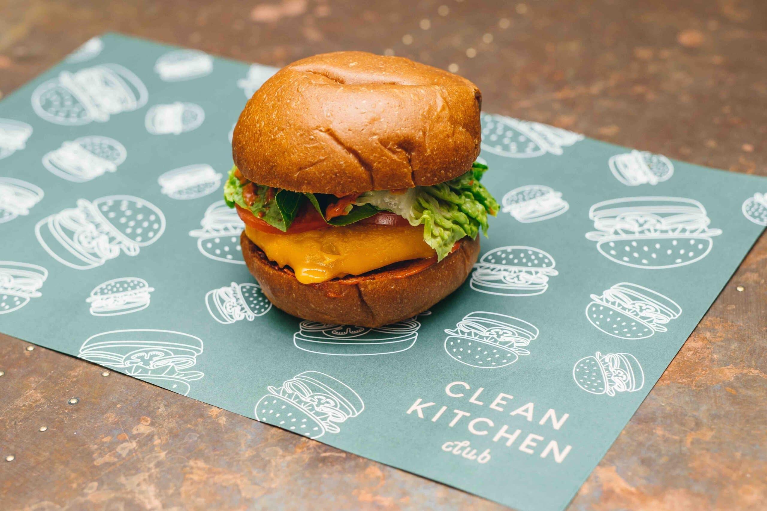 CLEAN KITCHEN National Burger Day