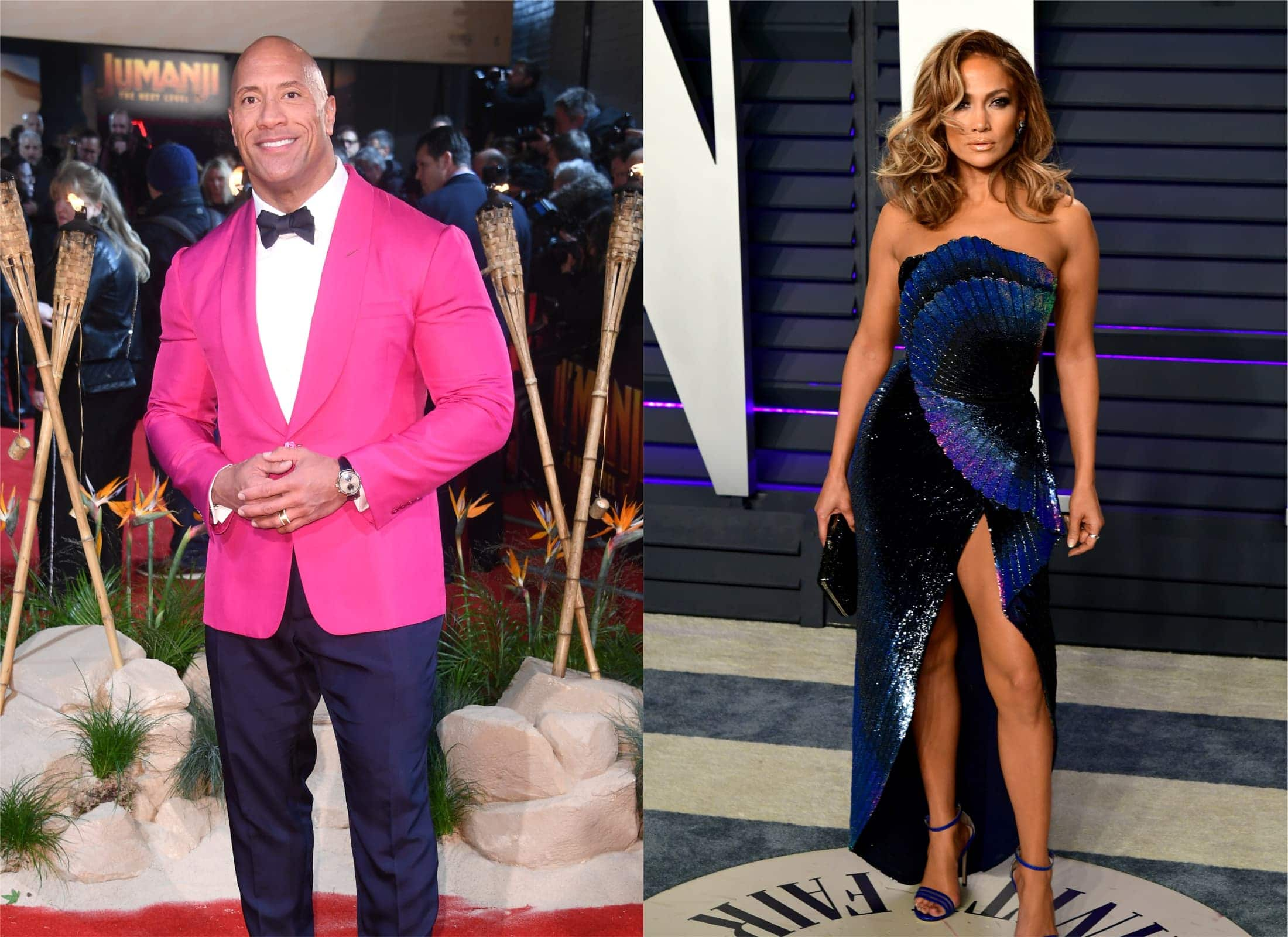 Celebrities With Insane Workous